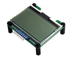 画像1: 大画面SPI液晶モジュール