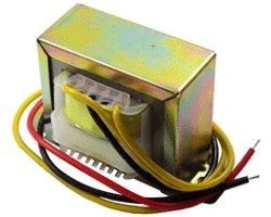 画像1: 電源トランス(18V-0V-18V)