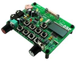 画像1: 表示器付DSPラジオキット