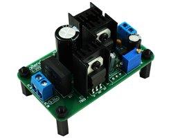画像1: 調整可能な2出力電源キット