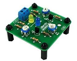 画像1: 差動増幅回路実験キット