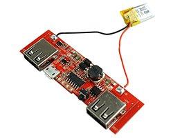 画像1: リチウムイオン制御基板with電池