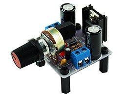画像1: LM317可変電源キット