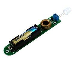 画像1: LED懐中電灯キット