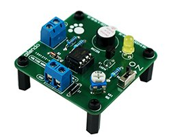 画像1: 電圧低下監視警報機キット