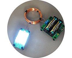 画像1: 無線送受電LEDランプキット
