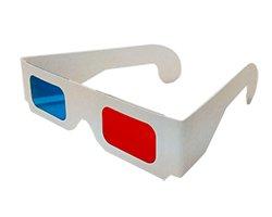 画像1: ★特売品★赤青3Dメガネ