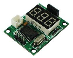 画像2: 超音波距離測定器