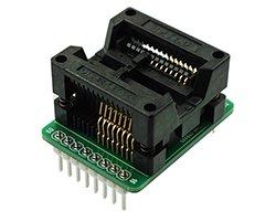 画像1: 表面実装チップDIP化ソケットセット