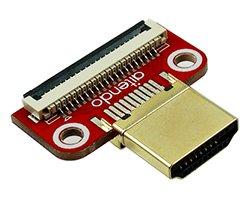 画像1: HDMIフラットケーブル変換