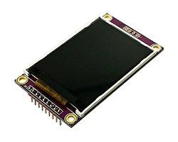 画像1: 2.2インチ液晶モジュール(SPI)