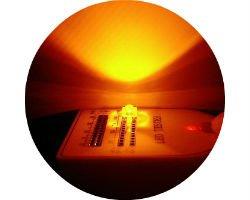 画像1: ★特売品★国産FluxLED(5mm/黄色/10個入)
