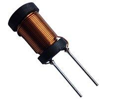 画像1: 巻線磁気コアインダクタ(10個入)