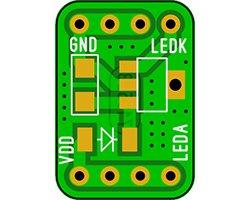 画像1: LEDドライバ基板(3枚入)