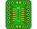 ピッチ変換基板(1.27/14P)(3枚入)