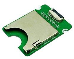 画像1: SDカードソケット〜FFC変換