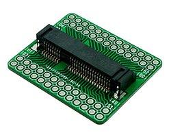 画像1: PCI-EXPRESSソケットwith基板