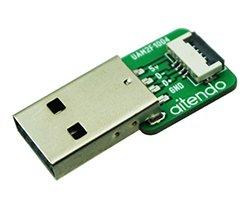 画像1: USBコネクタ〜FFC変換
