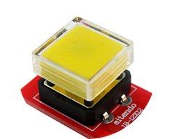 画像1: タクトスイッチ透明キャップ(12x12)(10個入)