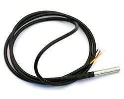 画像1: 3-Wireステンレス防水温度センサ