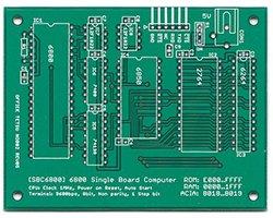 画像1: シングルボードコンピュータSBC6800部品パック