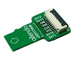 画像1: マイクロSDプラグ基板(B)