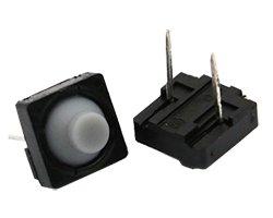 画像1: 静音タクトスイッチ(6個入)