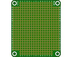 画像1: ユニバーサル基板(65x56)