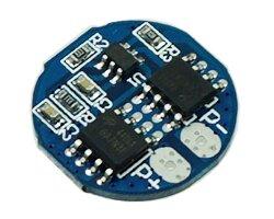 画像1: リチウムイオン電池充電保護基板★5A★
