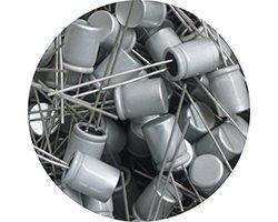 画像1: ★特売品★アルミ固体電解コンデンサ(20個入)