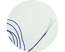画像3: リッツ線(10m巻き/3芯)
