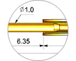 画像1: テストプローブ(10個入)