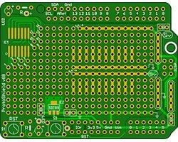 画像1: プロトタイプシールド基板(v6B)
