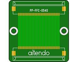 画像1: FFC連結基板(0.5/40P)