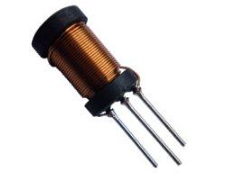 画像1: 巻線磁気コア昇圧インダクタ(2個入)