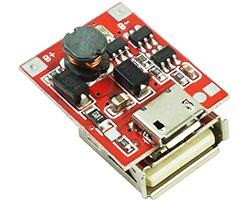 画像1: Li-ion電池制御モジュール