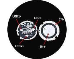 画像1: LED点灯電源基板