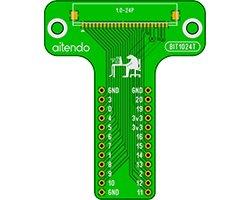 画像1: microbit:FFC変換基板
