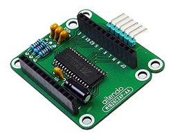 画像1: セグメントLED表示器コントローラ