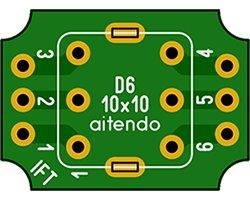 画像1: IFT変換基板(3個入)