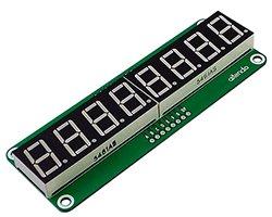画像1: LED表示器with基板