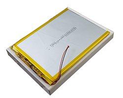 画像1: リチウムポリマー電池(3.7V/5800mAh)