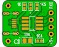 USB-UART基板(3枚入)
