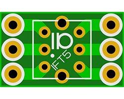 画像1: IFT変換基板(5枚入)