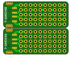 画像1: USBプラケース対応基板(2枚入)