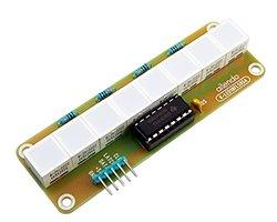 画像1: ライトバーLED表示器(SPI)