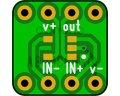 ★SOT-23★オペアンプ変換基板(8枚入)