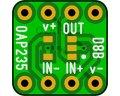 オペアンプ変換基板(SOT-23)(8枚入)