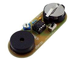 画像1: 圧電ブザーキット