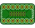 DIP-SOP変換基板(14P)(2枚入)